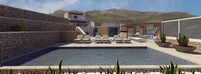 Superior Pool Villa - Mykonos Panormos SUPERIOR POOL VILLAS - Panormos - rentals