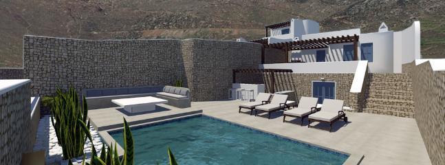 Delux Pool Villa - Mykonos Panormos DELUX POOL VILLAS - Panormos - rentals