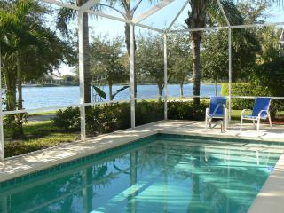 GORGEOUS POOL HOME ON LAKE - Naples vacation rentals