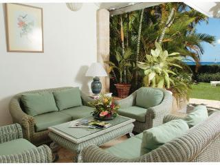 Aspicia, Emerald Beach #5 at Gibbes Beach, Barbados - Beachfront, Communal Pool, Over An Acre Of Landscaped Gardens - Gibbs Bay vacation rentals