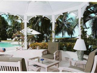 Solandra, Emerald Beach #1 at Gibbs Beach, Barbados - Beachfront, Gated Community, Communal Pool - Gibbes vacation rentals
