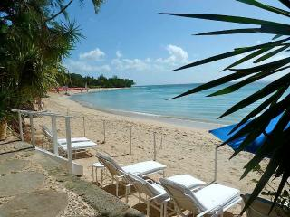 Landmark House & Cottage at Sandy Lane Beach, Barbados - Beachfront, Gated - Holetown vacation rentals