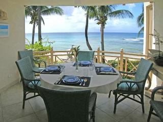 Reeds House #9 at Reeds Bay, St. James, Barbados - Beachfront, Gated Community, Communal Pool - Reeds Bay vacation rentals