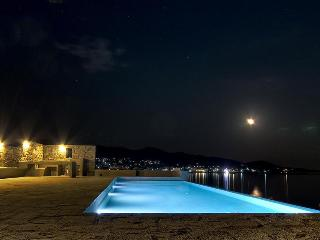 Paros, Luxury Seafront Villa with Infinity Pool - Antiparos vacation rentals