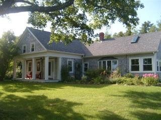 Fox Hollow Farm--Idyllic Coastal Farmhouse - Lamoine vacation rentals