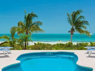 Coconut Beach Villa - Beachfront 3-6 BR Brand new! - Chalk Sound vacation rentals