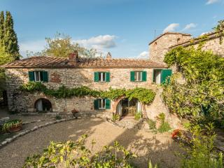 Chianti Classico Farmhouse with Stunning Views - Casa Romina - Radda in Chianti vacation rentals