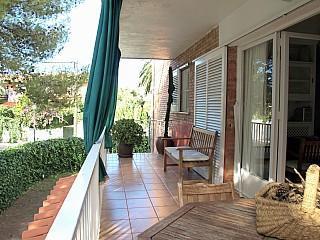 Terrace - Apartments Bonnois - Sitges - rentals