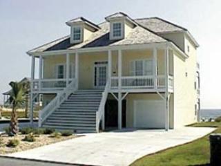 Exterior of House - Whimsea - Emerald Isle - rentals