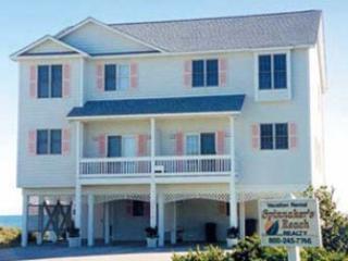 Exterior of House - Enchantress West - Emerald Isle - rentals