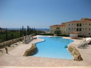 2 Bed Apartment with Sea Views and Free Internet - Kato Akourdalia vacation rentals