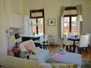 [498] Central attic duplex with private terrace - Seville vacation rentals