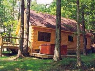 Nice Cabin with Deck and Porch - Cabins vacation rentals