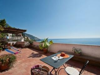 Villa Pastello holiday vacation villa rental italy, amalfi coast, positano - Image 1 - Positano - rentals