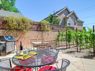 Urban Micro Zinfandel Vineyard in Downtown Paso - Paso Robles vacation rentals