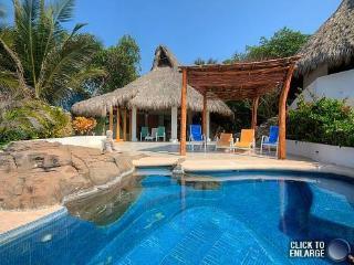 Exotic, Elegant Oceanfront Palapa - Punta de Mita vacation rentals