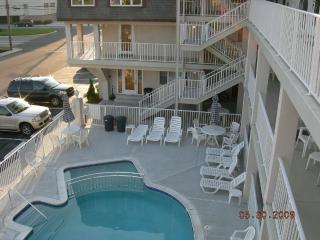 Lovely 1 Bdrm Condo 1st Flr heat pool Beach Block - Avalon vacation rentals