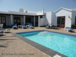 Perfect House with Private Outdoor Pool and Washing Machine - Puerto Del Carmen vacation rentals
