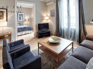 Lauria Classic, brand new 2 bedroom apartment - Barcelona vacation rentals