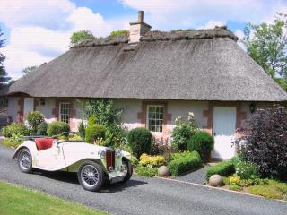 Scottish Borders Thatched Holiday Cottage - Duns vacation rentals