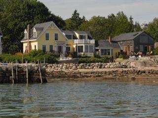 Charming Maine house overlooking Stonington harbor - Stonington vacation rentals