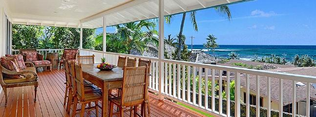 Perfect House with Internet Access and Dishwasher - Koloa vacation rentals