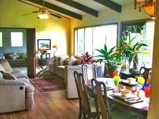 Affordable Personal Vacation/Small Group Retreat - Kalapana vacation rentals