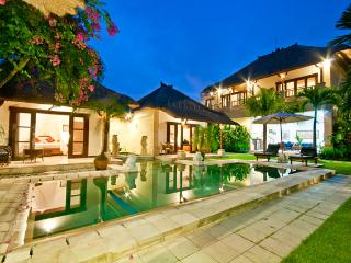 3 Bedrooms - Villa Arjuna - Central Seminyak - Seminyak vacation rentals