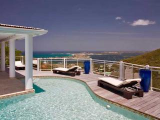 Villa Horizon at Almond Grove Estate, Saint Maarten - Ocean View, Gated Community, Pool - Sint Maarten vacation rentals