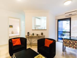 Modern 1 Bedroom Apartment in Vila Olimpia - State of Sao Paulo vacation rentals