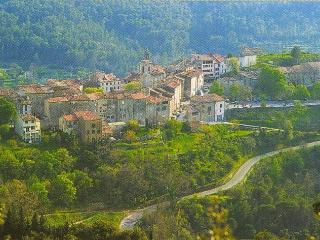 Charming 700 yr-old Provence View Rental Home with a Terrace - Saint-Cezaire-sur-Siagne vacation rentals