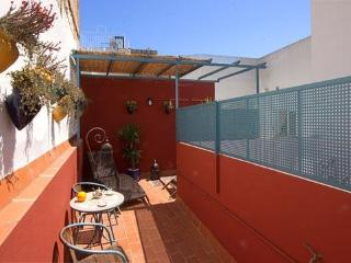 Vidrio Terrace | Modern 1 bedroom in Santa Cruz - Seville vacation rentals