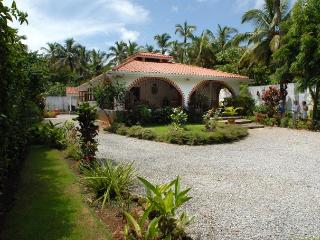 House in idyllic tropical garden by Playa Coson - Las Terrenas vacation rentals