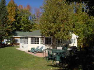 Beautiful Cottage with Deck and Boat Available - Charlevoix vacation rentals