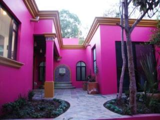 Easy walk to center of town yet quiet and peaceful - Oaxaca vacation rentals