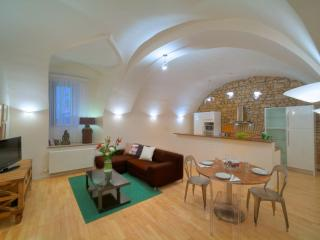 Two-Bedroom Vault Apartment - Prague vacation rentals