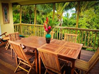 10% off  December - February dates!! Private, Luxury Home Near Tunnels Beach! - Hanalei vacation rentals
