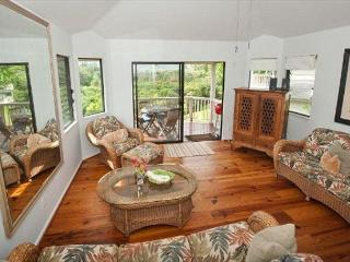 Amazing views from this Hanalei Bay Villa!  Free Standing Villa! - Princeville vacation rentals