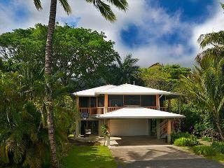 Gorgeous Hanalei Home & Short Walk to the Beach - Hanalei vacation rentals