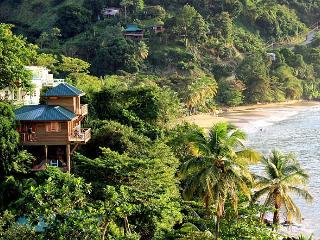 SeaScape On Heavenly Bay, Beachfront Accommodation - Tobago vacation rentals