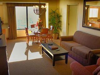 Spacious suites directly on the Strip with roof-top pool and views of Vegas skyline - Las Vegas vacation rentals