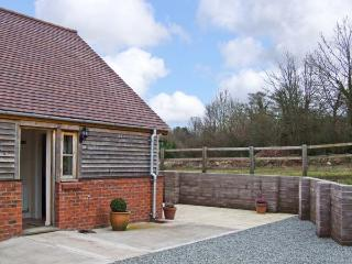 HOLMER FARM, romantic retreat, with king-size double, sitting room, and private patio area, near Leominster, Ref 5426 - Leominster vacation rentals