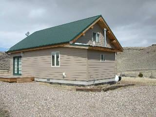 Curley's Cabin - Pony vacation rentals