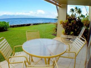 Nohonani #105 Direct Oceanfront Ground Floor - Lahaina vacation rentals