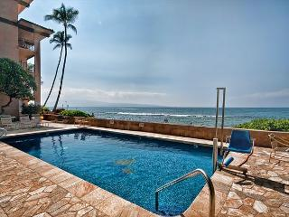 Nohonani #300 Direct Oceanfront Condo! - Lahaina vacation rentals
