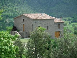 Casa Puigdesala - Farmhouse in Catalonia, Spain - Santa Maria de Merles vacation rentals