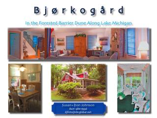 Bjorko - Vacation Home In Southwest Michigan - Sawyer vacation rentals