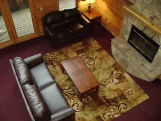 Wonderful 2 bedroom Cabin in Pigeon Forge - Pigeon Forge vacation rentals