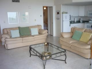Beautiful Living room - Cute Island decor theme Condo -WALK TO THE BEACH -SHOPPING AND DINING - Marco Island - rentals