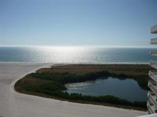Beach view - SUPER NICE condo with updated decor and stunning beach views - Marco Island - rentals